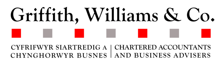 Griffith, Williams & Co homepage logo